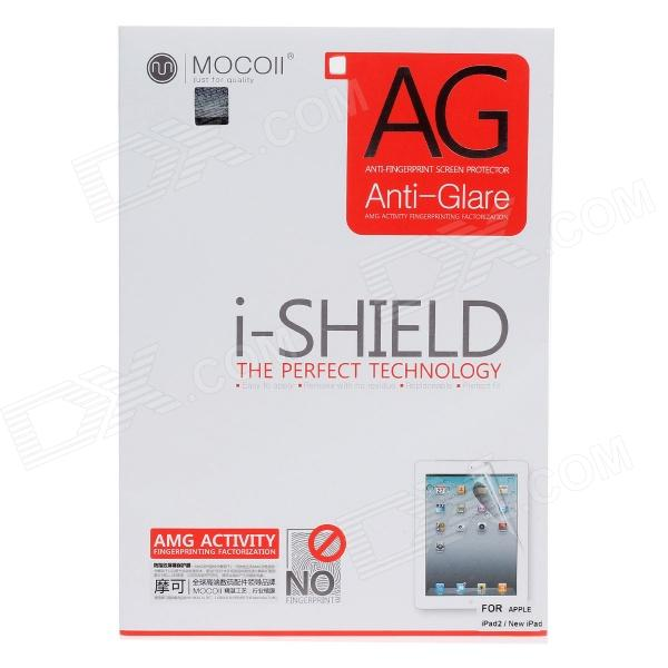 MOCOLL Anti-Glare Matte Screen Protector for Ipad 2 / 3 - Transparent