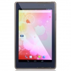 "7.0 ""IPS Quad Core Android 4.2.1 Tablet PC w / 1GB RAM, 8GB ROM, Bluetooth, Telefon-Anruf - Blau + Schwarz"