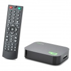 Jesurun A20 Android 4.2.2 Dual Core Google TV Media Player ж / 1GB RAM / 4 Гб ROM / HDMI / AV - черный