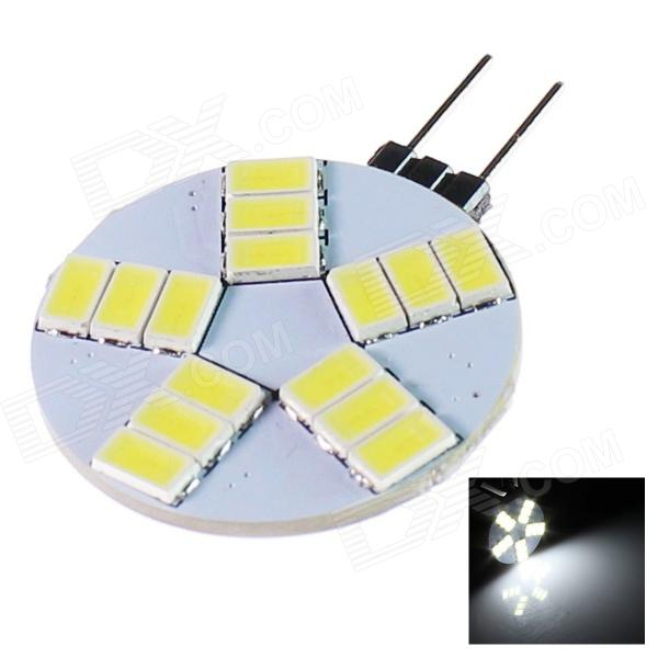 gcd 318 g4 5w 350lm 15 smd 5630 cool white light car lamp. Black Bedroom Furniture Sets. Home Design Ideas