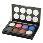 RULIX Cosmetic Make-Up 8-Color Shimmer Eye Shadow Kit
