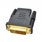 DVI 24+1M to HDMI Female Gold Plated Adapter