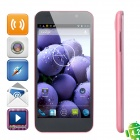 "ZOPO C3 Quad-Band Android 4.2 WCDMA Bar Phone w/ 5"" FHD, Wi-Fi, GPS, 16GB ROM and 1GB RAM - Pink"
