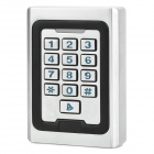 K5 Tamper-Proof ID Door Access Machine w/ Proximity Cards / 2000 Users - Silver