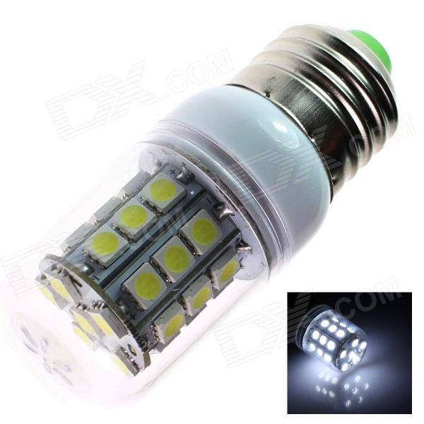 GCD G30 E27 2.456W 168.31lm 5816K 31-SMD 5050 LED White Light Lamp Bulb - White (220V)
