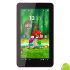 "WM8880-MID 7"" Dual Core Android 4.2 Tablet PC w/ 512MB RAM / 4GB ROM / GPS / HDMI - Pink + Black"