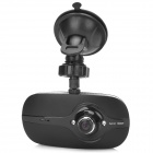 "Blackview GF6000L 2.7"" TFT CMOS 5.0MP 140 Degree Angle Car DVR Camcorder w/ IR Night Vision - Black"