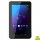 "F816 7"" Dual Core Android 4.1 Tablet PC w/ 512MB RAM / 4GB ROM / SIM / GPS - Deep Pink + Black"
