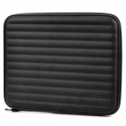 Portable Shock-Resistant Case w/ Dual-Speaker / 500mAh Battery for Ipad 2 / 3 / 4 - Black