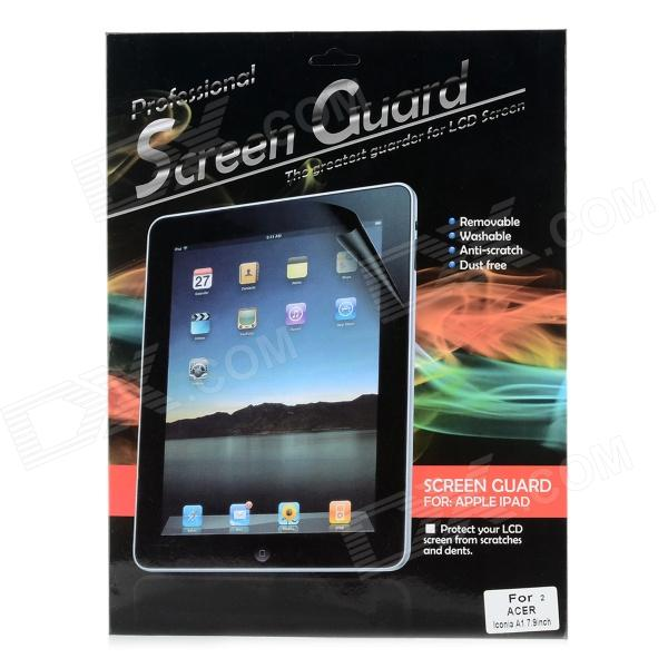 Protective 5H Screen Protector Guard Film for Acer Lconia A1 7.9