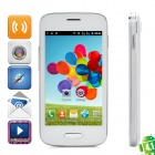 "BML 9500 (SPHS on Hsdroid) Android 4.1 GSM Bar Phone w/ 4.0"" Capacitive Screen, Wi-Fi and Quad-Band"