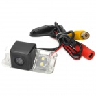F-39 Waterproof CMOS Car Rearview Camera w/ 2-LED Night Vision for Ford Mondeo / Fiesta / S-MAX