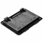 "40140009W Ultra Thin USB 2.0 Cooler for 14"" Laptop - Black"
