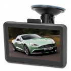 "LH860-E 4.3"" TFT Screen Win CE 6.0 Tablet GPS w/ EU Map + TF Card - Black"