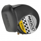 MOCC Motorcycle Electronic Super Sound Speaker Horn - Black (12V)