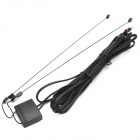 Universal Vehicle Mounted Antenna - Black