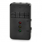 Cm108 USB 7.1 Channel 3D Audio Sound Card Adapter - Black