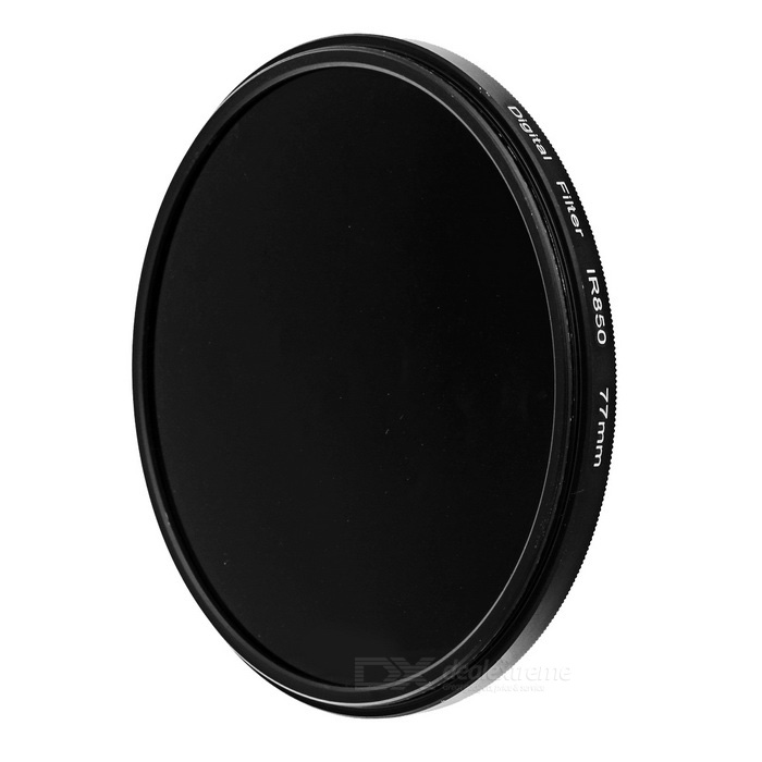 77mm 850nm Infrared IR Filter for Cameras