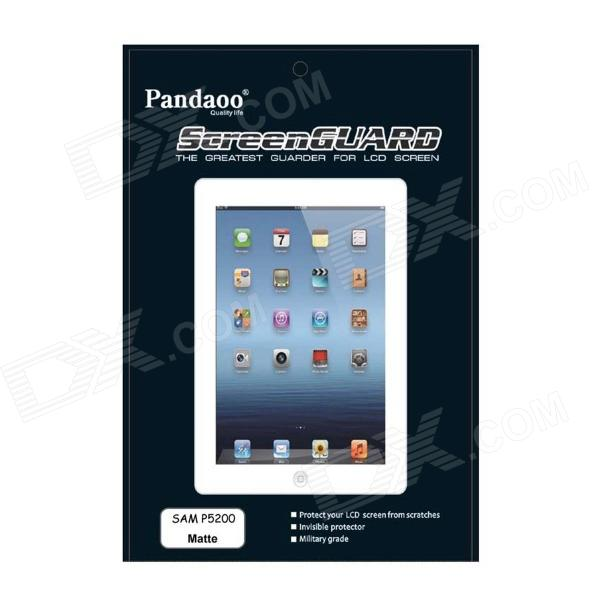 PANDAOO High Grade Matte PET Screen Protector for Samsung Galaxy Tab 3 P5200 / P5210 / P5220 10.1""