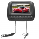 "9"" Car Headrest DVD Player w/ FM / MMC / SD / MS / Game - Black"