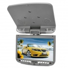 Car Roof-Mount DVD Player w/ USB / FM / TV / IR - Grey