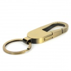 Zinc Alloy Copper Plating Keychain - Bronze
