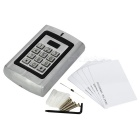 BC-2000 Anti-explosion Prying Resistant Entrance Guard + Proximity Card - Silver