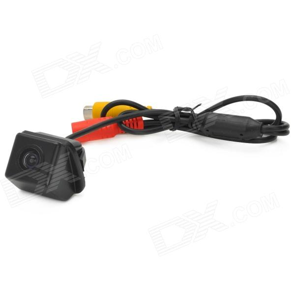 F-05 Waterproof Car CMOS Rearview Camera for Toyota 2009~2012 Camry - Black