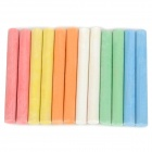Education Painting Writing 12-in-1 Six Color Chalks