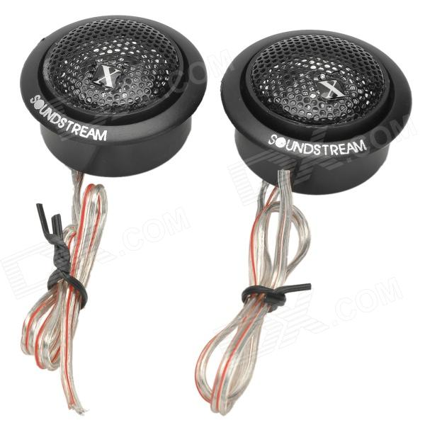 все цены на TWS-2 2 x 250W Car Silk Dome Tweeter Speakers Set - Black (Pair) в интернете