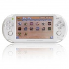 "JXD-S5110b 5"" Capacitive Screen Dual Core Android 4.1 Tablet / Smart Game Console w/ Wi-Fi - White"