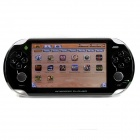 "JXD-S5110b 5 ""kapazitiver Schirm Android 4.1 Dual Core Tablet / Smart Game Console w / Wi-Fi - Schwarz"