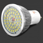 LeXing LX-019 GU10 6W LED Spotlight 600lm 6500K SMD 2835 (85~265V)