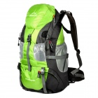 Outdoor Sport Mountaineering Oxford Backpack - Green + Grey (45L)
