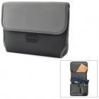 Thecoopidea CP-PDM-SMPNK Multifunctional Folding Diving Fabric Pouch for Ipad MINI - Deep Gray