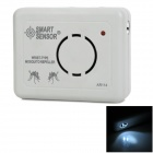 SMARTSENSOR AR114 Outdoor Insect Mosquito Repellent Device - White (4 x AAA)