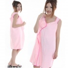 Magic Household Clothes / Bath Towel - Pink