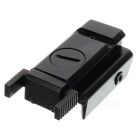 Red Laser Gun Aiming Sight - Black
