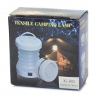 JG-801 Convenient Outdoor LED Tent Lamp for Camping - White (3 x AAA)