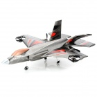 MAKE HASTE F35-9109 4-Channel 2.4GHz RC Radio Control Airplane / Glider - Grey