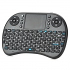 iPazzport KP-810-12 Wireless 2.4GHz 92-Key Keyboard for Google TV Player – Black