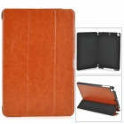 Stylish Protective PU Leather Case for Ipad MINI - Brown