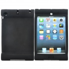 Anti-Shock Protective Silicone Case for Ipad MINI - Black