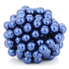 5mm Buckyballs NdFeB Magnetic Magic Beads - Deep Blue (125 PCS)