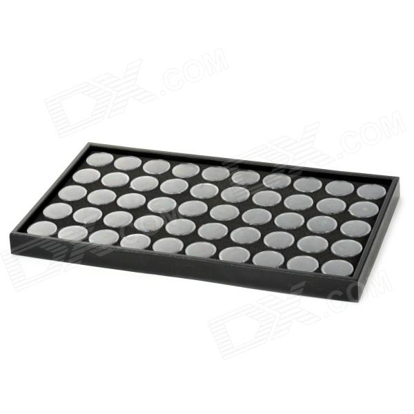 Multifunction Nail Art Accessories Packaging Round Box Display