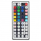 Mini 144W 3 x AA 4-pin RGB LED Light Strip Controller w/ IR Control