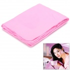 Multi-Functional PVA Synthetic Bathing Towel - Pink