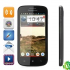 "LENOVO A760 Quad-Core Android 4.1 WCDMA Bar Phone w/ 4.5"" Capacitive Screen, Wi-Fi and GPS - Black"