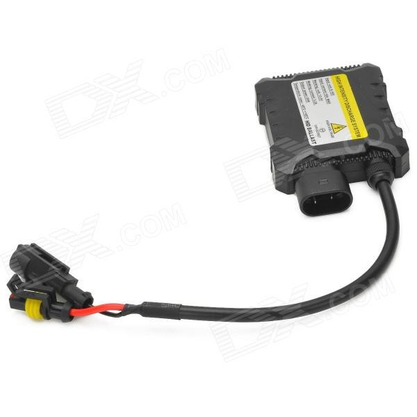 D513Z Waterproof Mini Ultra-thin 35W 3.2A Aluminum Alloy Ballast - Black