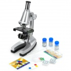 900X Zooming Student Children Microscope with Reflecting Mirror and Illum